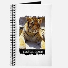 TIGERS ROCK! Journal