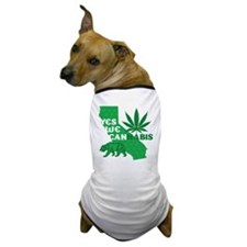 yesweCANnabis Dog T-Shirt