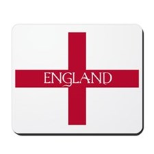 PC English Flag - England Mil Mousepad