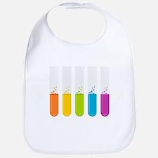 Chemistry Test Tubes Bib