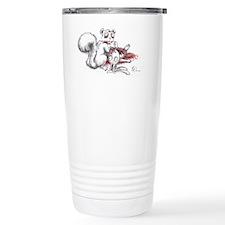Zombie Squirrel Travel Mug