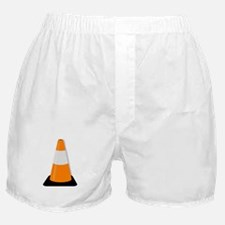Traffic Cone Boxer Shorts