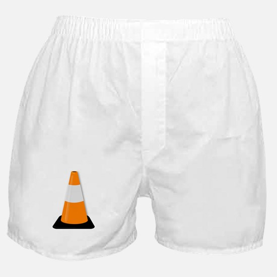 Traffic Cone Boxer Shorts