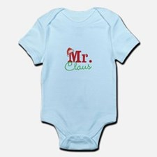 Christmas Mr Personalizable Body Suit