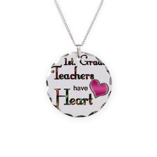 Teachers Have Heart 1 Necklace