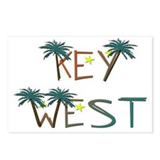 KeyWest Postcards (Package of 8)