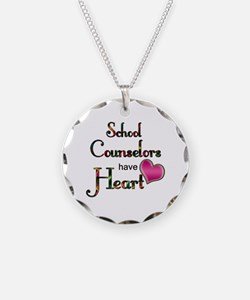 Teachers Have Heart counselo Necklace