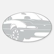 NA silver Bumper Stickers