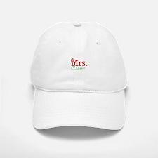 Christmas Mrs personalizable Baseball Baseball Cap