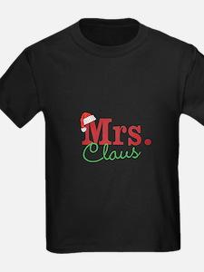 Christmas Mrs personalizable T-Shirt