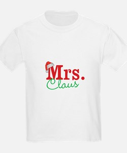 Christmas Mrs personalizable T-Shirt