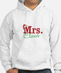 Christmas Mrs personalizable Jumper Hoody