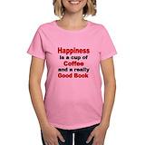 Book lovers Women's Dark T-Shirt
