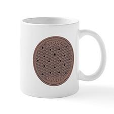 Manhole Cover Mugs