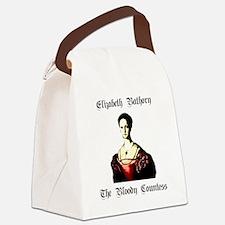 Elizabeth-Bathory-dark Canvas Lunch Bag