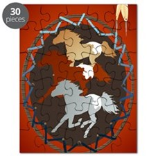 Horse and Shield_journal Puzzle