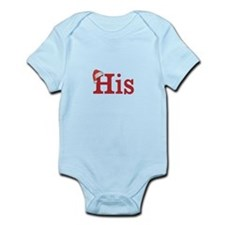 Christmas His - half of his and hers set Body Suit