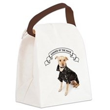 RDChihuahuaLeader Canvas Lunch Bag