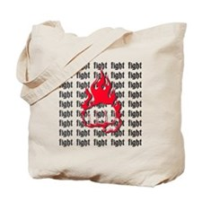 flamingfist4 Tote Bag