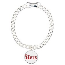 Christmas Hers - half of his and hers set Charm Br