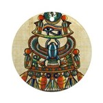 Egyptian Best Seller Ornament (Round)