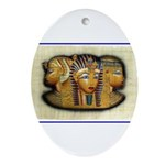 Egyptian Best Seller Ornament (Oval)