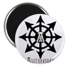 chaos autonomy celtic Magnet
