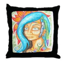 icaros woman.pdf - Adobe Reader Throw Pillow