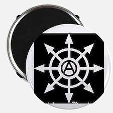 NA trad&revol chaos BLACKSHIRT Magnet