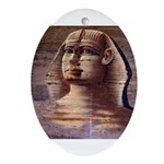 Best Seller Sphinx Ornament (Oval)