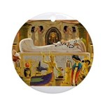 Best Seller Egyptian Ornament (Round)