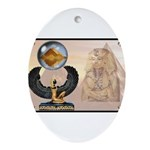 Best Seller Egyptian Ornament (Oval)
