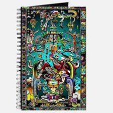 Lord Pacal the Rocket Man Journal