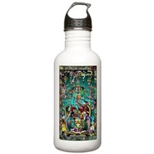 Lord Pacal the Rocket Man Water Bottle