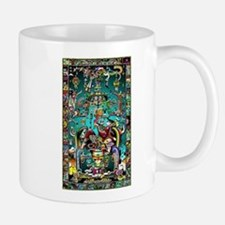 Lord Pacal the Rocket Man Mugs