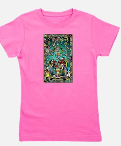 Lord Pacal the Rocket Man Girl's Tee