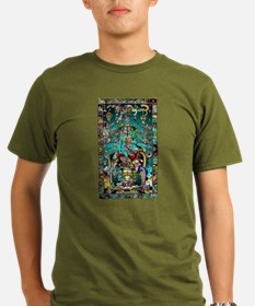 Lord Pacal the Rocket Man T-Shirt