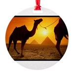 Egyptian Bedouin Camel Ornament