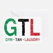 GTL_GBR Greeting Card