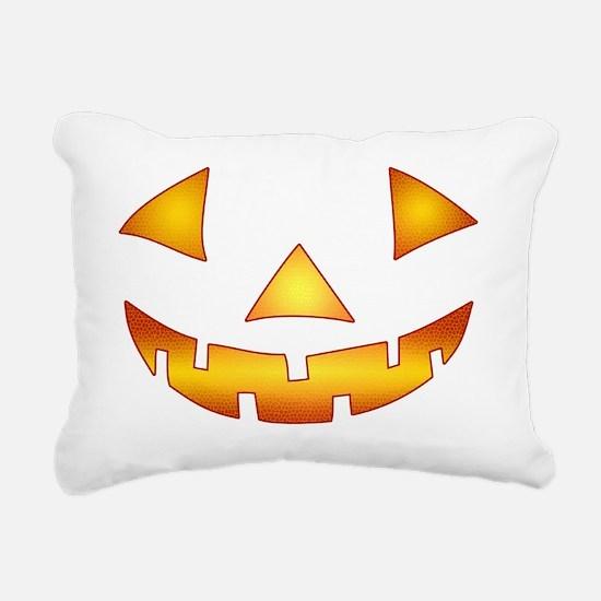 pumpkin_2 Rectangular Canvas Pillow