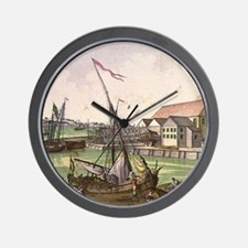salemmarsq Wall Clock