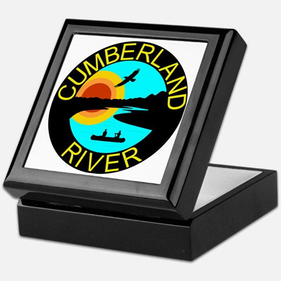 Cumb River Design Keepsake Box