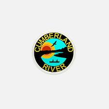 Cumb River Design Mini Button