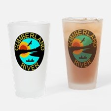 Cumb River Design Drinking Glass