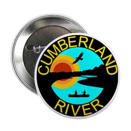 """Cumb River Design 2.25"""" Button"""