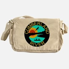 Cumb River Design Messenger Bag