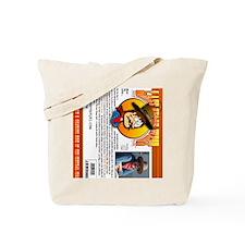 2-LSW-back-VERT Tote Bag