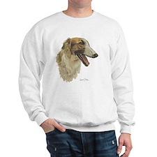 2-RJM Head 9.5 x 8.00_edited-2 Sweatshirt