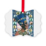 Queen of Egypt Nefertiti Ornament
