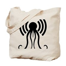 hp-podcast-black Tote Bag